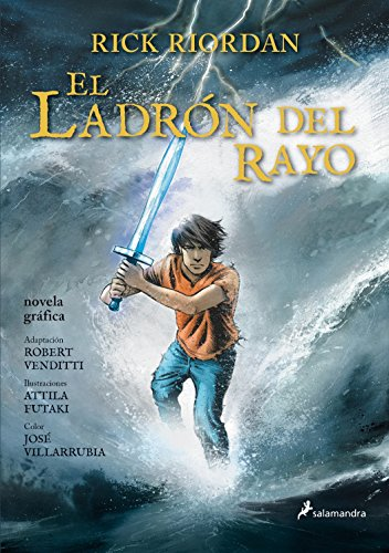 Ladron del rayo/ The Lightning Thief
