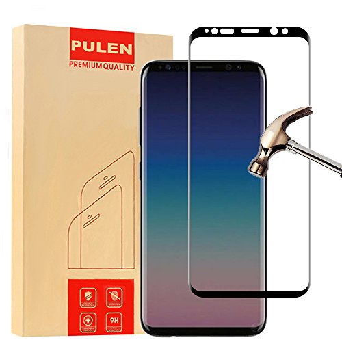 [2 Pack] Samsung Galaxy S9 Plus Protecteur D'écran, PULEN Film Protection en...