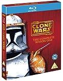 Star Wars: The Clone Wars - The Complete Season One [Blu-ray] [2009]