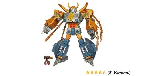 Transformers 25th Anniversary Limited Edition Unicron