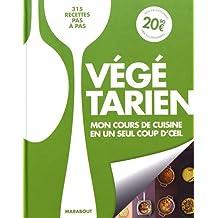 Végétarien: Mon cours de cuisine en un seul coup d'oeil