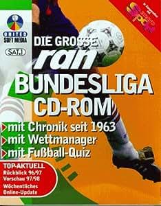 Fußball Bundesliga 97/98 - SAT.1 ran
