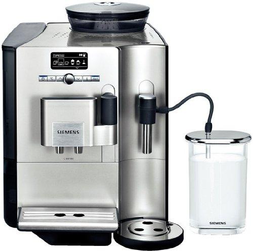 Siemens TE703501DE macchina per caffè Macchina per espresso Argento 2,1 L 1 tazze