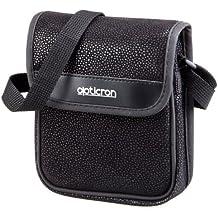 Opticron Universal-Tasche für 42-mm-Dachkantprisma-Ferngläser, aus weichem texturiertem PVC
