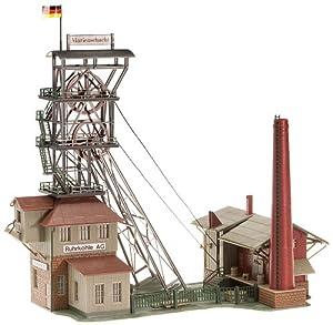 Faller - Edificio Industrial de modelismo ferroviario H0 Escala 1:87 (F130945)
