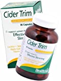 HealthAid Cider Trim - Lecithin, Apple Cider Vinegar - 90 Capsules by HealthAid