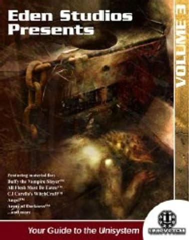 Eden Studios Presents Vol 3: 1/3/1900 1 (Unisystem)