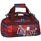 Chiemsee Unisex-Erwachsene Matchbag X-Small Umhängetasche, Mehrfarbig (Checks Floral), 21 x 21 x 45 cm