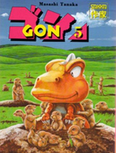 Gon - 2eme edition Vol.5 par TANAKA Masashi