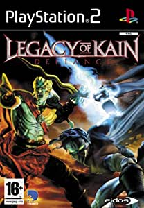 Legacy of Kain: Defiance (PS2)