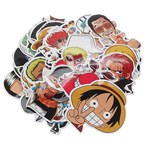 CoolChange Hochwertige One Piece Vinyl Aufkleber, 60 Stück -