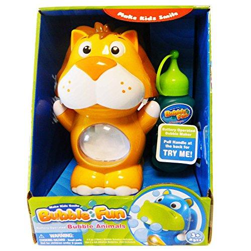 Best Sporting Seifenblasen, verschiedene Designvarianten, Modell:Lion