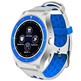 Smart watch Bluetooth R10, Fitness-Tracker-Unterstützung SIM-Karte Pedometer Kalorien Männer und Frauen Multifunktionsarmband - Unterstützung Android
