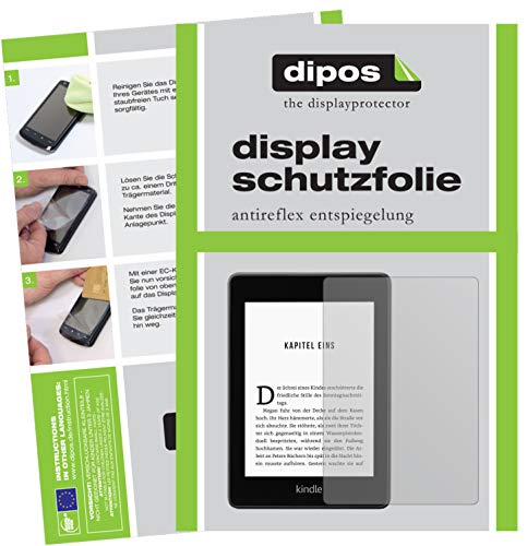 ie matt passend für Amazon Kindle Paperwhite (2018) Folie Displayschutzfolie ()