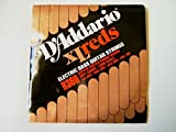 D'Addario R-350XL Bass Saiten 4-string 40-95 XLReds