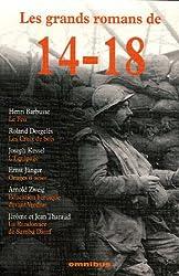 Les grands romans de 14-18