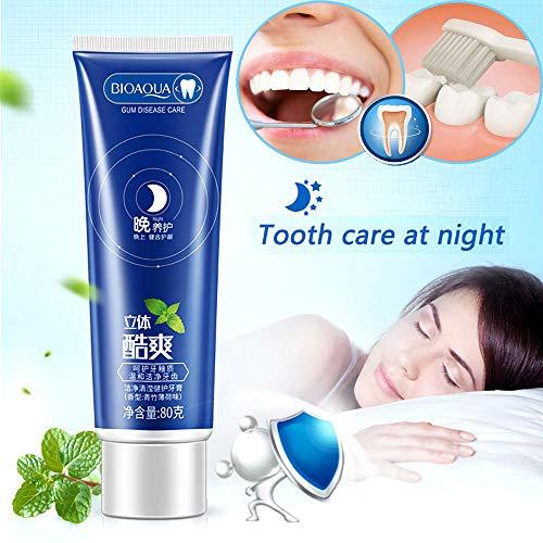 EliaSan Personal Care Saubere Gesundheitspflege Zahnpasta Frische Atempflege Zähne Mundpflege Zahnpasta