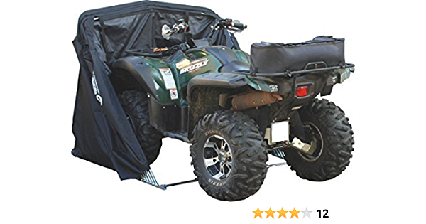 Motorradgarage Faltgarage Motorrad Roller Moped Garage Schutzplane Zelt Schwarz Xxl Auto