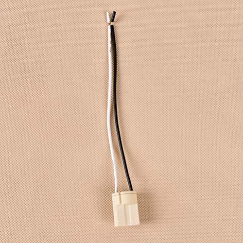 Lamp Bases - 2019 1pcs 150mm G9 Lamp Base 250v 2a Ceramic Socket Type Halogen Holder - Lamp Adapter Tripod Extension Clamp Cable Keyless Outlet Land Base Plug Outdoor Mount Holder Ring Porcela - Standard Base Socket