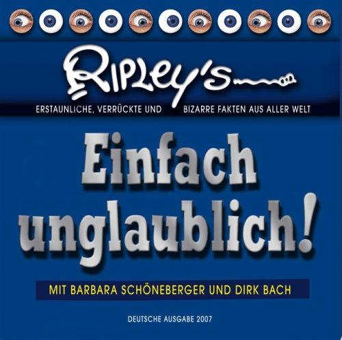 Ripley's Einfach unglaublich! 1 Audio-CD