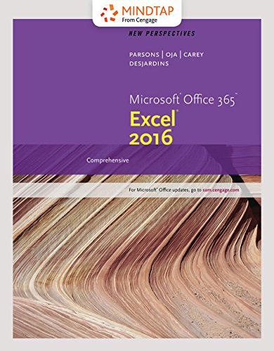 Pdf Download New Perspectives Microsoft Office 365 Excel 2016