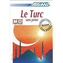 Le Turc sans peine (1 livre + coffret de 4 CD)