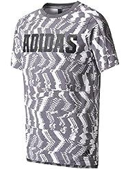 Adidas YB Xcite Tee T-Shirt, Enfants