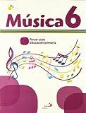 Música 6. Proyecto Acorde. Libro del alumno+Cuaderno de actividades: Educación Primaria. Tercer ciclo - 9788428539753