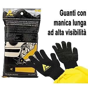 handschuhe montage ketten handschuh f r montage. Black Bedroom Furniture Sets. Home Design Ideas