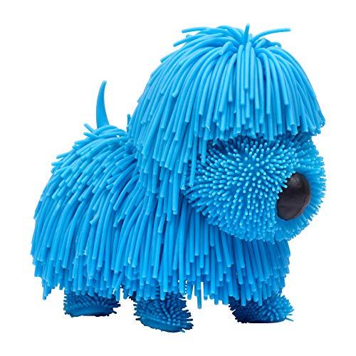 Monsterzeug Laufendes Kuscheltier Hund, Spielzeug Hund Blue Noodles, Spielhund mit Funktion, Elektrischer Hund, Roboter Hund