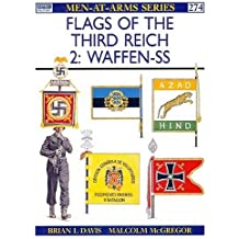 Flags of the Third Reich (2): Waffen-SS (Men-at-Arms)
