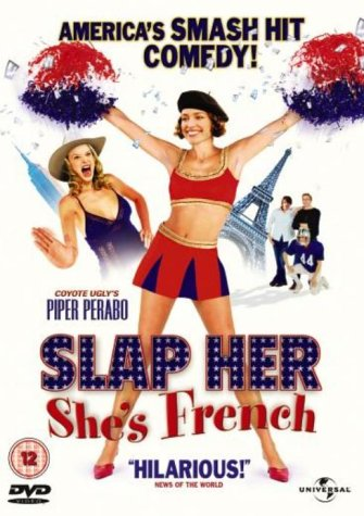 Slap Her  She s French  DVD   2002