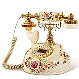LLP LM Pastoral Telefon Haus Telefon Haus Dekoration Telefon 28 * 22 * 24cm