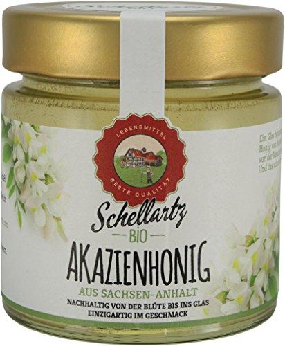 Bio Akazienhonig aus Sachsen-Anhalt