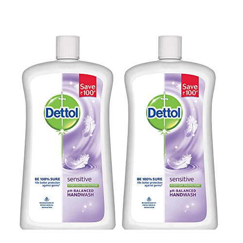 Dettol Sensitive pH Balanced Handwash – 900 ml