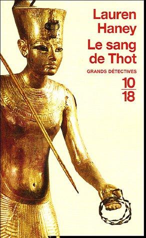 Le sang de Thot