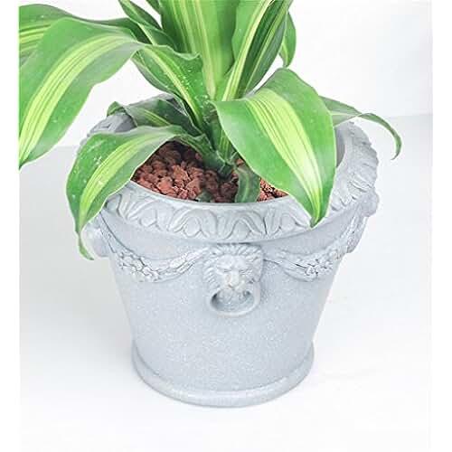figuras kawaii porcelana fria YANZHEN Botas de flores de porcelana de agua fría en relieve Decoración de hogar balcón de oficina de sala de estar