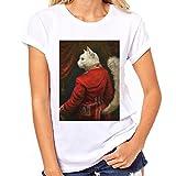 Photo de Sir Cat T-Shirt Womens Classic T-Shirt par teeznutz