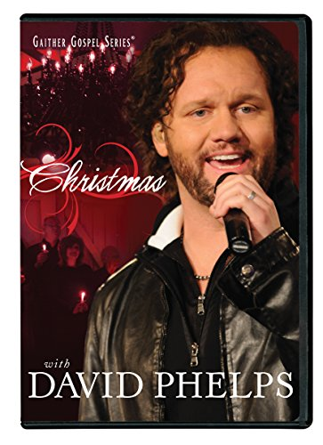 Christmas With David Phelps [DVD] [2010] [Region 0]
