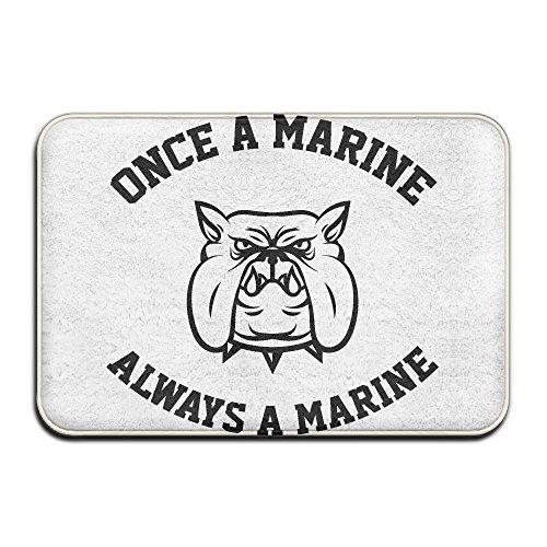 Immer eine marinedoormat Entrance Mat Fußmatte/Front Tür/Bad-Teppich Matten Gummi rutschfeste (Marine-indoor-outdoor-teppich)