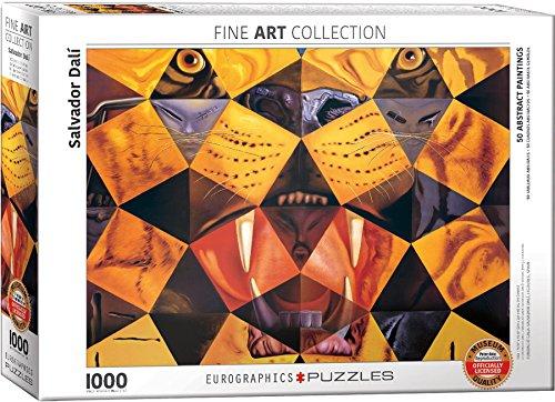 """Preisvergleich Produktbild Eurographics """"Salvador Dali 50Abstrakt Gemälde"""" Puzzle (1000, mehrfarbig)"""