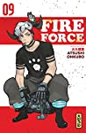 Fire Force Edition simple Tome 9