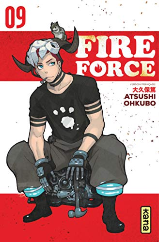 Fire Force, tome 9