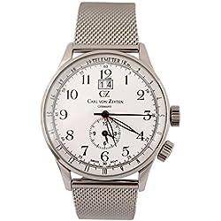 Carl von Zeyten Etterlin Men's Watch CVZ006SLMB