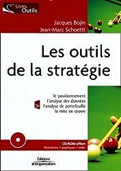Les outils de la stratégie (1Cédérom)