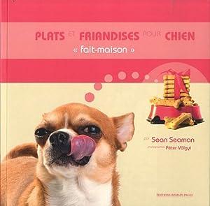 Plats et friandises pour chien
