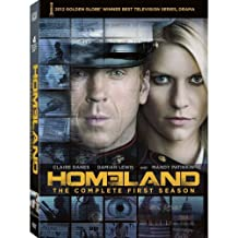 Homeland - Season 1 [DVD][2012]