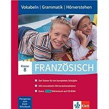 Französisch 8. Klasse, Vokabeln | Grammatik | Hörverstehen