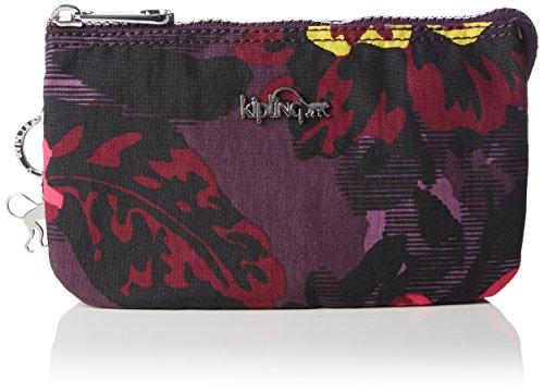 kipling-creativity-l-portamonete-donna-multicolore-ref353-rose-bloom-185x11x5-cm