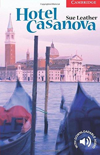 CER1: Hotel Casanova Level 1 (Cambridge English Readers)